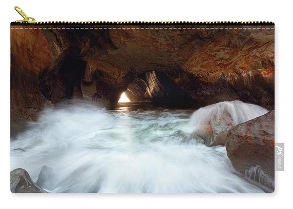 Sea Cave Carry-all Pouch