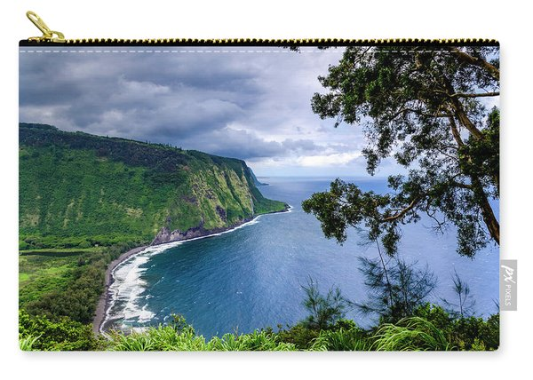 Sea Cliffs Carry-all Pouch
