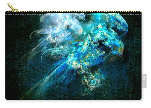 Sea Jellyfish Carry-all Pouch