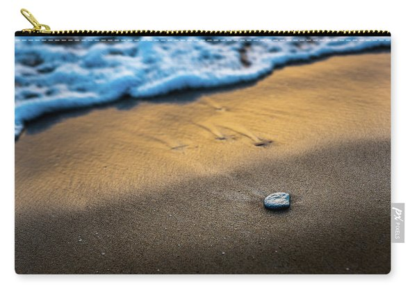 Sea Layers Of Colors Carry-all Pouch
