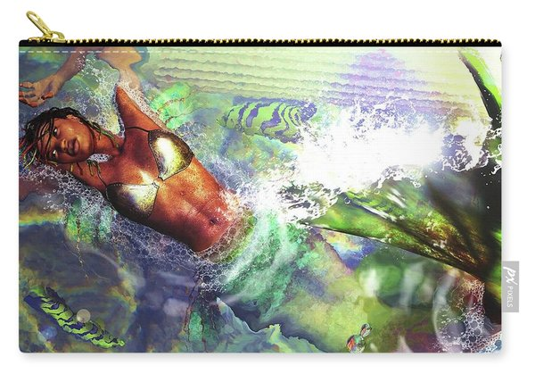 Sea Lioness Carry-all Pouch