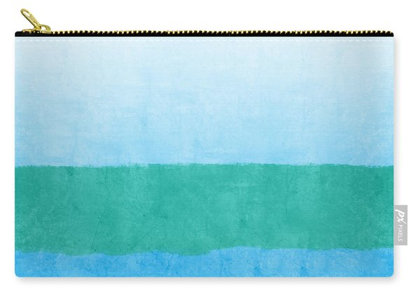 Sea Of Blues Carry-all Pouch