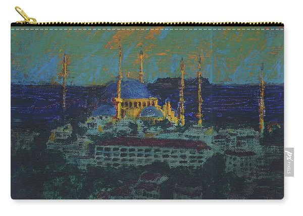 Sea Of Marmara Carry-all Pouch