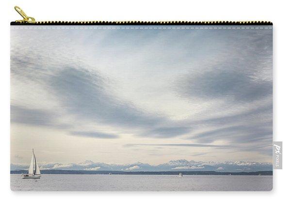 Sea Scene Carry-all Pouch