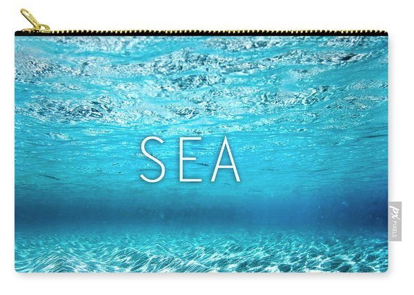 Sea. Carry-all Pouch