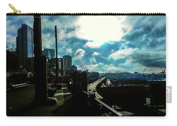 Sea Side, Seattle  Carry-all Pouch