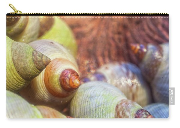 Sea Snails Carry-all Pouch