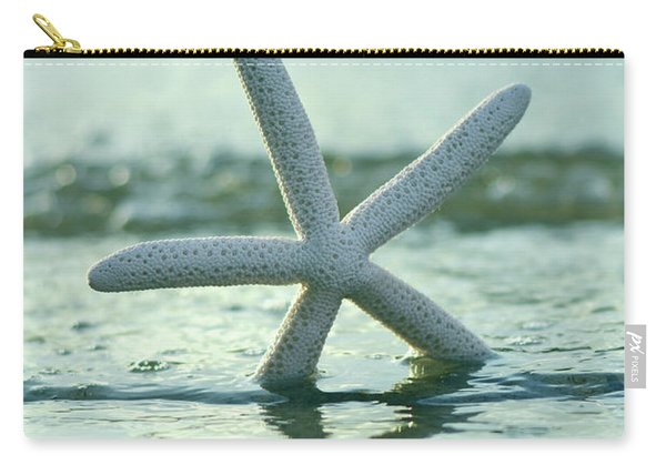 Sea Star Vert Carry-all Pouch