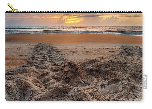 Sea Turtle Trails Carry-all Pouch