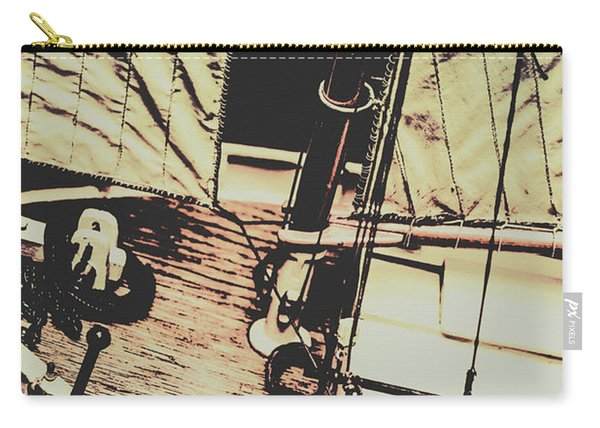 Seafaring Sails Carry-all Pouch