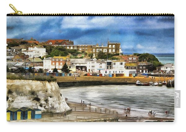 Seafront Broadstairs Kent Carry-all Pouch