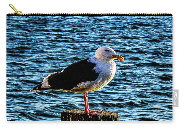 Seagull Perch Carry-all Pouch