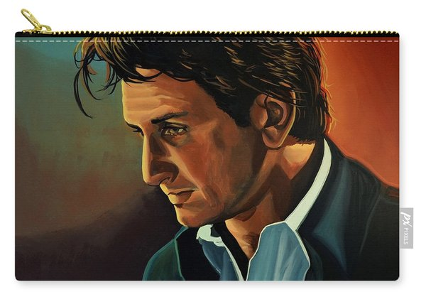 Sean Penn Carry-all Pouch