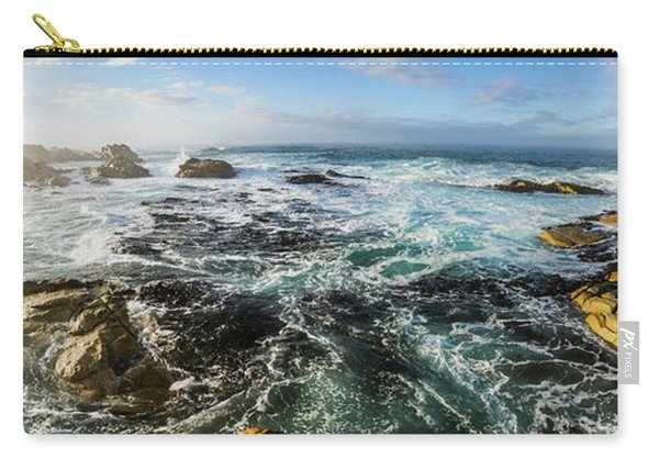 Seas Of The Wild West Coast Of Tasmania Carry-all Pouch