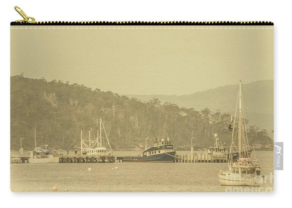 Seascapes Of Old Carry-all Pouch