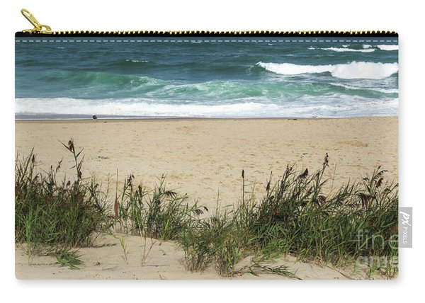 Seashore Retreat Carry-all Pouch