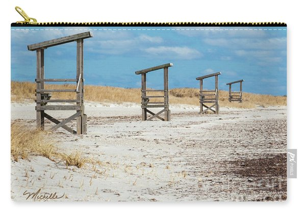 Seaside Sentinels Carry-all Pouch