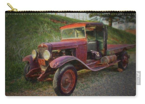 Seasoned Ol' Truck Carry-all Pouch