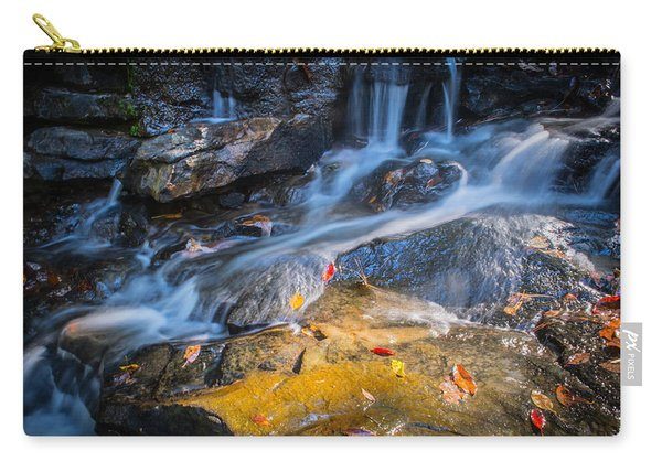 Seasons Collide Carry-all Pouch