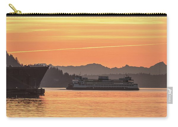 Seattle - Bremerton Ferry Carry-all Pouch