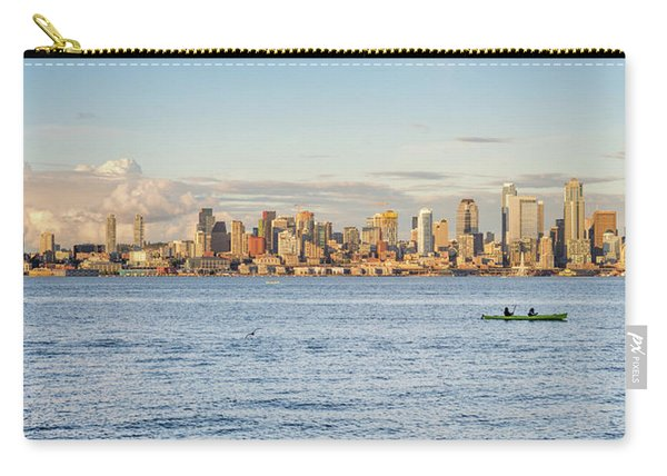 Seattle Skyline 2 Carry-all Pouch
