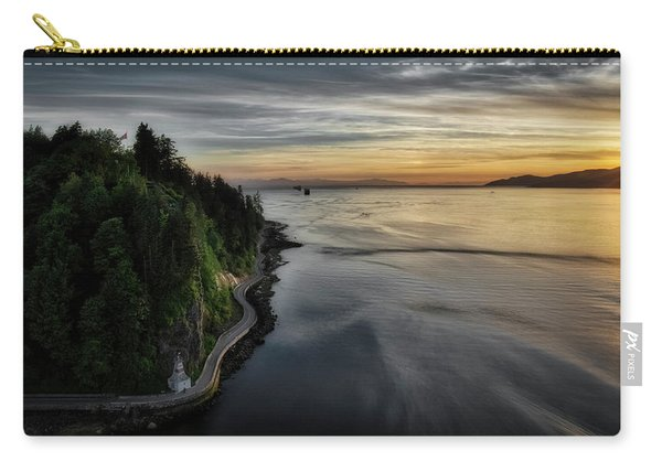 Seawall Carry-all Pouch