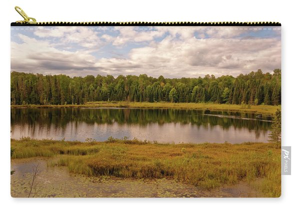 Secluded Lake Carry-all Pouch