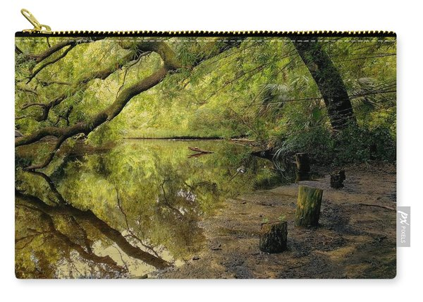 Secluded Sanctuary Carry-all Pouch