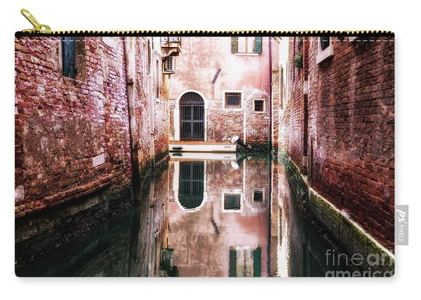 Secluded Venice Carry-all Pouch