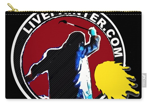 second Official Live Painter Logo  Carry-all Pouch