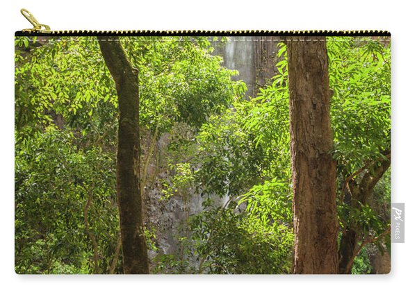 Secret Falls 3 - Kauai Hawaii Carry-all Pouch