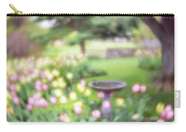 Carry-all Pouch featuring the photograph Secret Garden 2 by Brian Hale