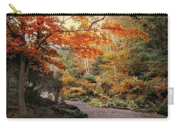 Secret Garden Carry-all Pouch