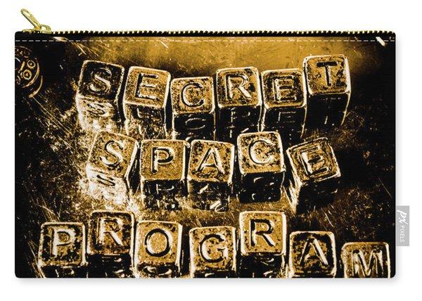 Secret Space Program Carry-all Pouch