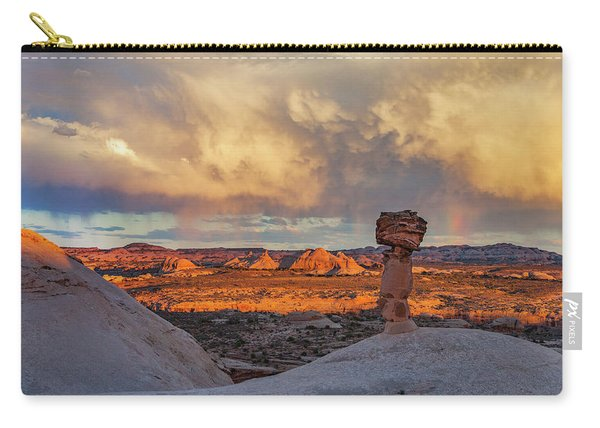 Secret Spire Sunset 1 Carry-all Pouch