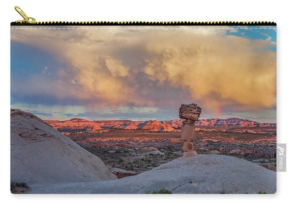 Secret Spire Sunset 2 Carry-all Pouch