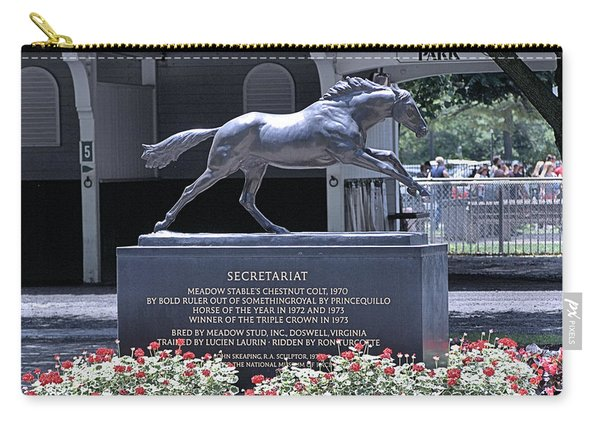 Secretariat Carry-all Pouch