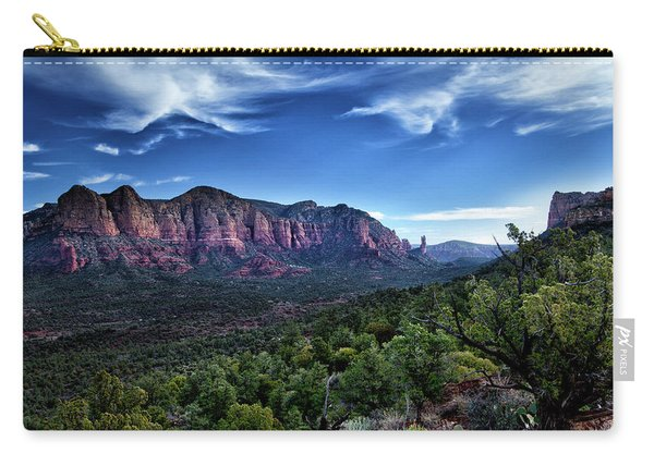 Sedona Skyline Carry-all Pouch