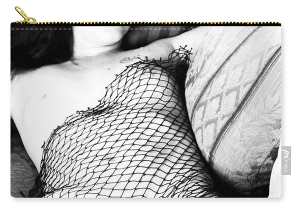 Seduction Of A Strumpet Carry-all Pouch