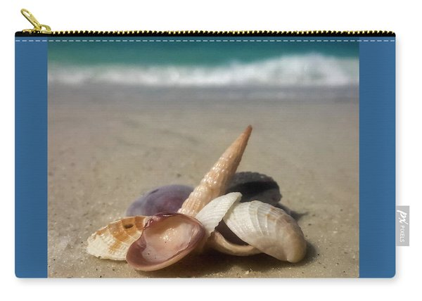 See Shells Carry-all Pouch