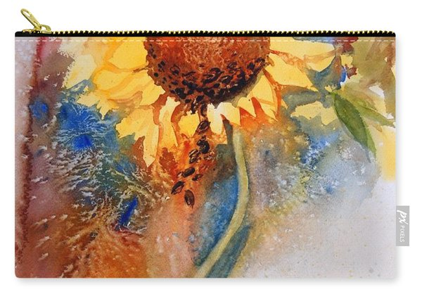Seeds Of The Sun Carry-all Pouch