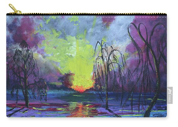 Seeing Through The Truth Carry-all Pouch