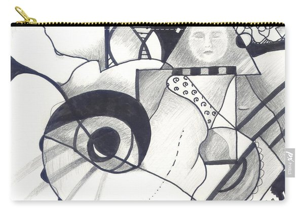 Seeking Comfort Carry-all Pouch