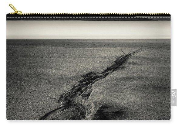 Seilebost Sand Tracks Carry-all Pouch