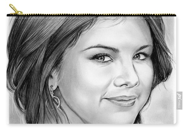 Selena Gomez Carry-all Pouch