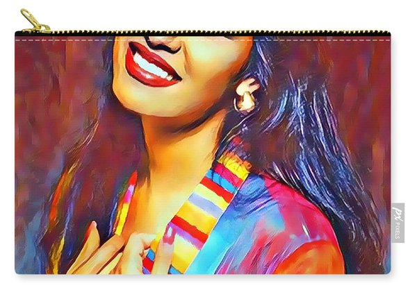 Selena Queen Of Tejano  Carry-all Pouch