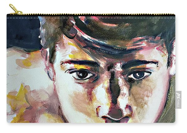 Self Portrait 2016 Carry-all Pouch