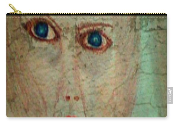 Self-portrait - Aging .... Carry-all Pouch