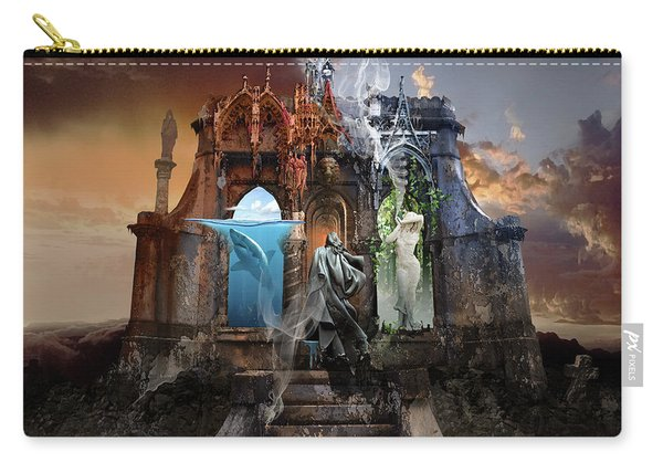 Self Reincarnation  Carry-all Pouch