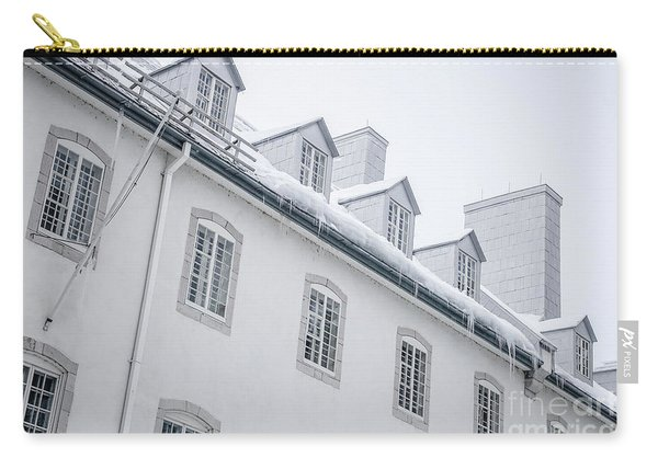 Seminary Of Quebec City In Old Town Carry-all Pouch